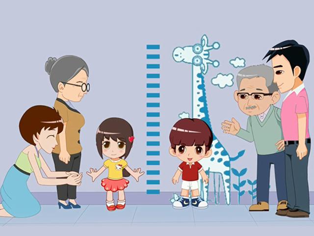 关注儿童身高,关爱儿童成长---大连儿童医院赵晓红教授关于矮小知识科普讲座