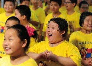 """【专家详解】中国肥胖儿童正以史无前例的速度呈现""""爆炸式""""增长"""