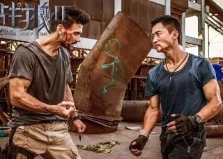 《戰狼2》票房超50億!看硬漢吳京是怎么教育孩子的?
