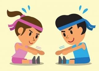 一套在家就能做的长高运动,轻松就能练出大长腿~