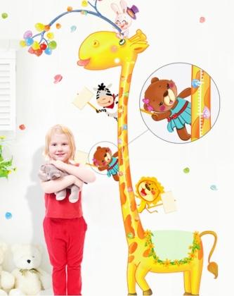 兒童身高增長的一般規律