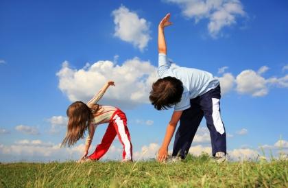 运动,宝宝增高的秘诀