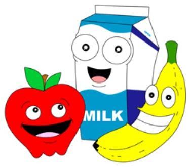 Image result for nutrition cartoon kids