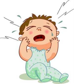 宝宝偶尔发脾气怎么办?四个简单的步骤帮宝宝找回好心情~