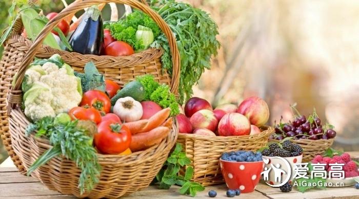 我能想到最好的夏天就是爱上水果和蔬菜!