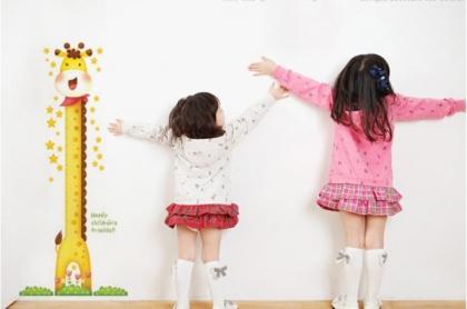 如何准确的测量儿童的身高?