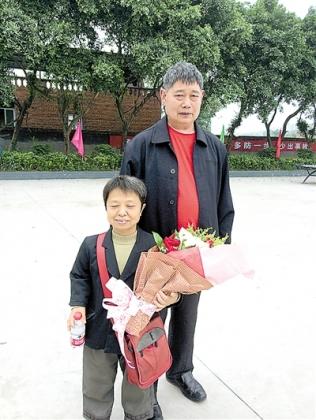 永川农家小院侏儒女演绎美丽而凄婉的爱情故事