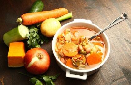 秋冬10款暖身湯,孩子長高少生病!